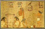 Weavers, Tomb of Khnumhotep