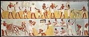 Harvest Scenes, Tomb of Menna