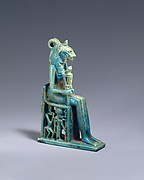 Amulet in the Form of a Lion-Headed Goddess