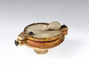Ivory Unguent Box of Queen Nefertari