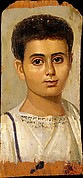 Portrait of the Boy Eutyches