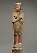 Statue of King Mentuhotep II in the Jubilee Garment