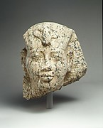 Amenhotep III with nemes headdress