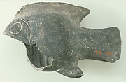 Tell el-Yahudiya-ware fish vessel