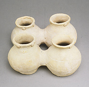 Quadruple Offering Vase