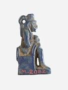 Amulet, Isis, Horus