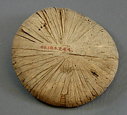 Papyrus Lids from the Embalming Cache of Tutankhamun