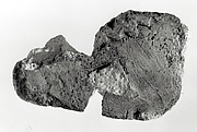 Raised relief fragment
