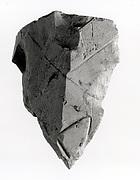 Raised relief fragment