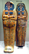 Mummy Board of the Singer of Amun Nany