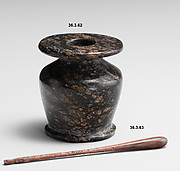 Kohl Jar and Stick (with 36.3.62)