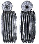 Pair of Penannular Earrings