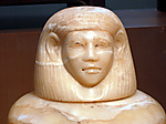 Canopic jar of princess Sithathoryunet - Hapy