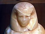 Canopic Jar of Princess Sithathoryunet - Qebehsenuef