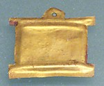 Shrine or pectoral amulet