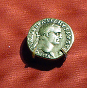 Aureus of Vespasian