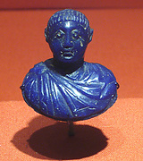 Miniature Bust of a Member of the Constantian Dynasty
