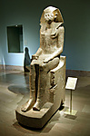Large Seated Statue of Hatshepsut