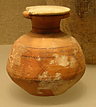 Jar from Neferkhawet's Tomb