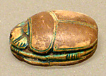 Scarab from Rennefer's Burial