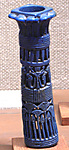 Kohl Tube Holder in the Form of a Papyrus Column