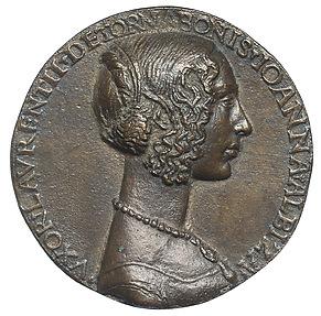 Giovanna degli Albizzi Tornabuoni