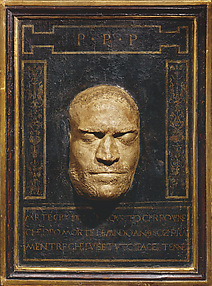 Cast of the Death Mask of Lorenzo de' Medici