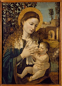 Madonna and Child (Madonna del Latte)