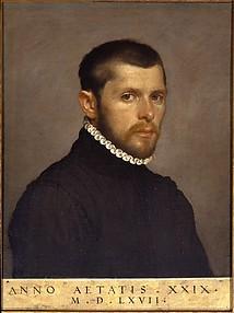 Portrait of a Twenty-Nine-Year-Old Man