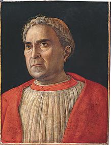 Cardinal Ludovico Trevisan