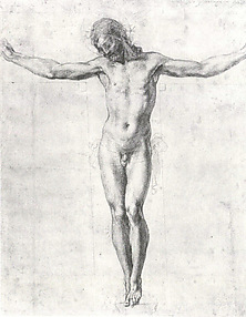Study for a Crucified Christ