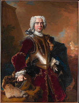 André François Alloys de Theys d'Herculais...