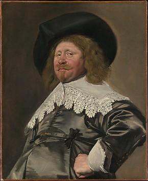 Portrait of a Man, Possibly Nicolaes Piete...