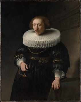 Portrait of a Woman, probably a Member of ...