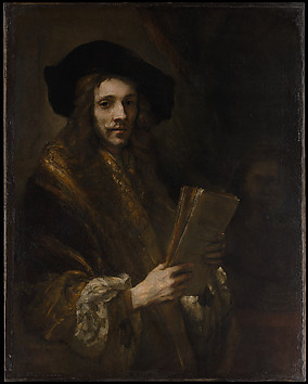 "Portrait of a Man (""The Auctioneer"")"