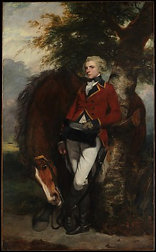 Captain George K. H. Coussmaker (1759–1801)