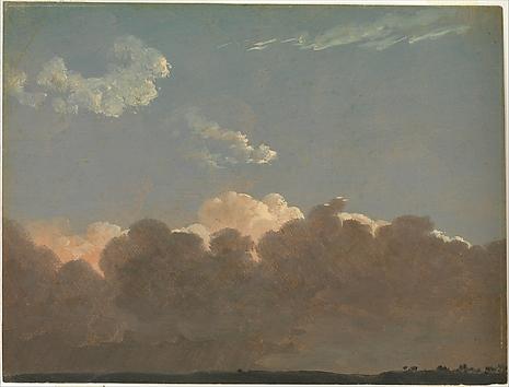 Cloud Study (Distant Storm)