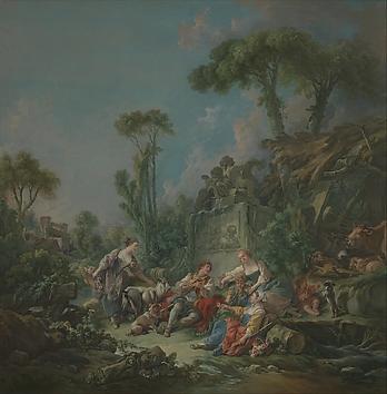 Shepherd's Idyll
