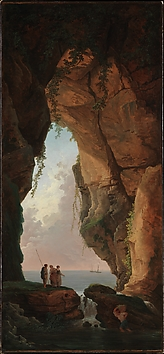 The Mouth of a Cave