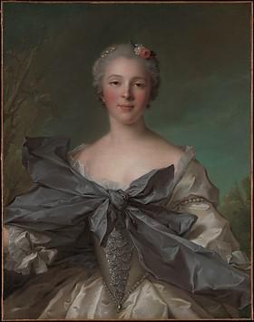 Marie Françoise de La Cropte de St. Abre, ...