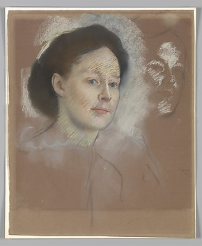 The Artist's Cousin, Probably Mrs. William...