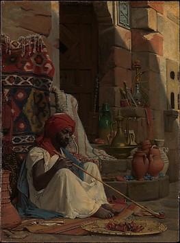A Merchant in Cairo
