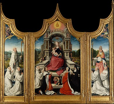 The Le Cellier Altarpiece