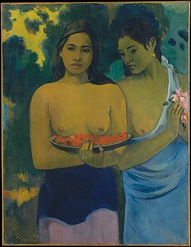 Two Tahitian Women