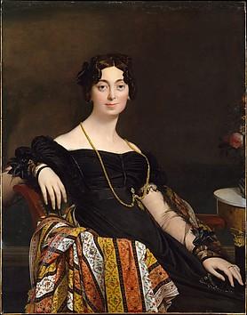 Madame Jacques-Louis Leblanc (Françoise Po...