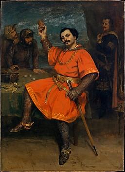 Louis Gueymard (1822–1880) as Robert le Di...