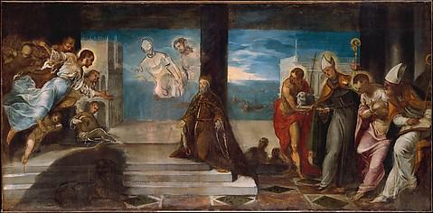 Doge Alvise Mocenigo (1507–1577) Presented...