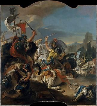 The Battle of Vercellae