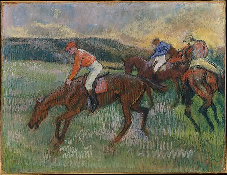 Three Jockeys