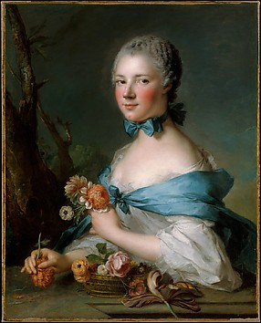 Portrait of a Woman, Called the Marquise P...